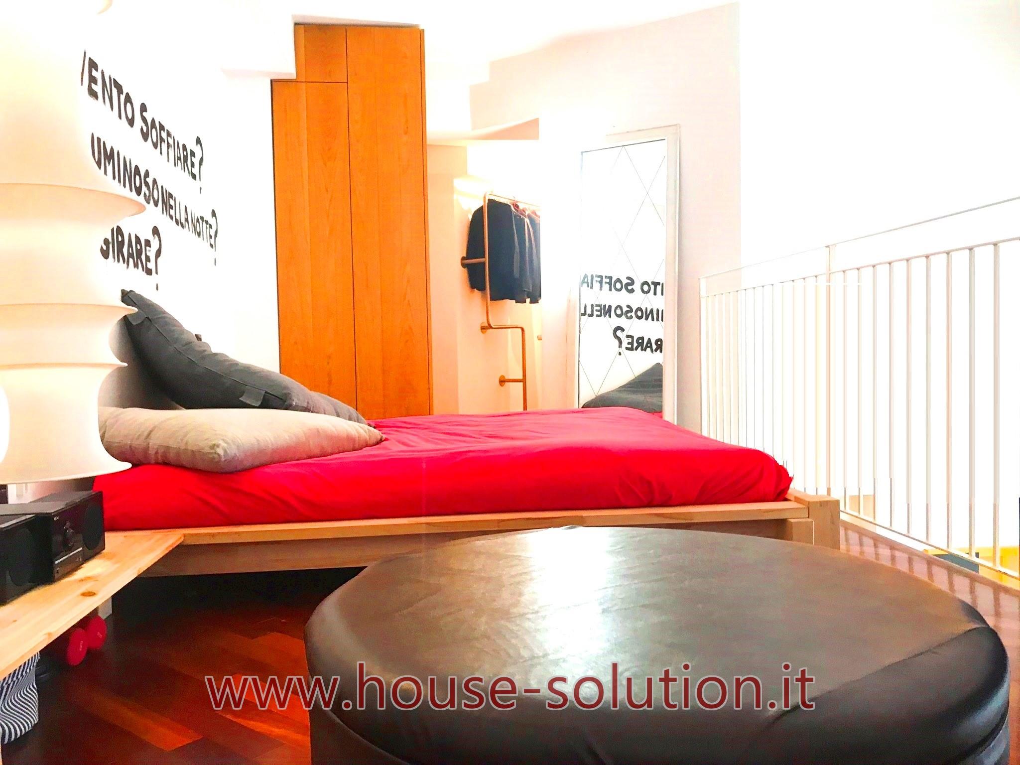 Luminoso Loft 75 Mq Zona Nolo Ristrutturato Da Architetto Doppi Servizi House Solution